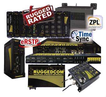 Промышленный Ethernet RuggedCom
